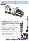 Flyer Schraubstock HPAC-160S