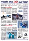 Spanntechnik Spannsysteme info-Zeitschrift