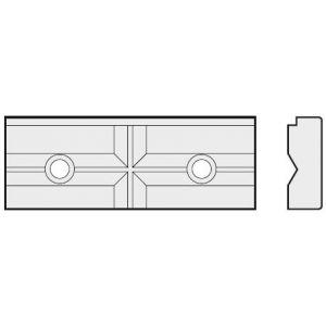 Homge kombinierte Stufen- und Prismen-Spannbacken 160 mm CB-HPAC-160